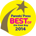 Parents' Press Best Of 2014 Award Logo sm